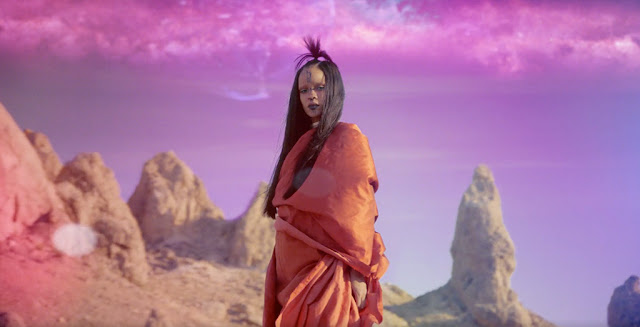 Featurette de Rihanna con motivo del tema compuesto para 'Star Trek: Más allá'
