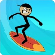 Game Stickman Surfer Download