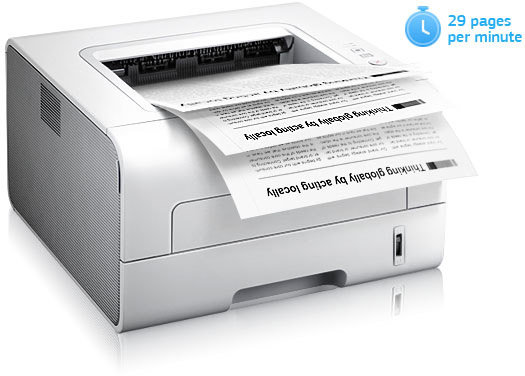 Samsung ML-2955DW Printer Driver