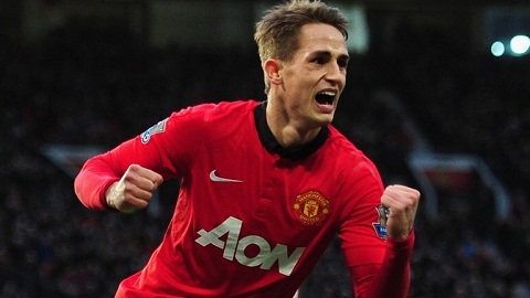 Mùa hè này, Adnan Januzaj sẽ rời câu lạc bộ Man United.