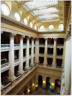 La Hora de los Hornos - Palacio de Tribunales, Buenos Aires