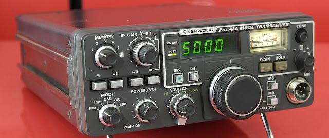 Kenwood TR-9130 Amateur Radio