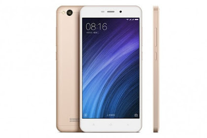 Harga dan Spesifikasi Lengkap Xiaomi Redmi 4a