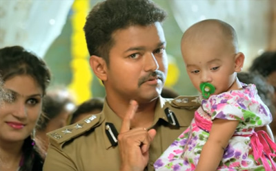 Thaimai Official Video Song | Theri | Vijay, Samantha, Amy Jackson | Atlee | G.V.Prakash Kumar