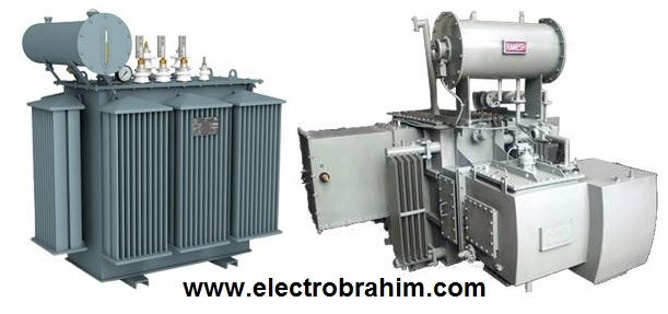 الاعطال الخارجية والداخلية في المحولات الكهربائية