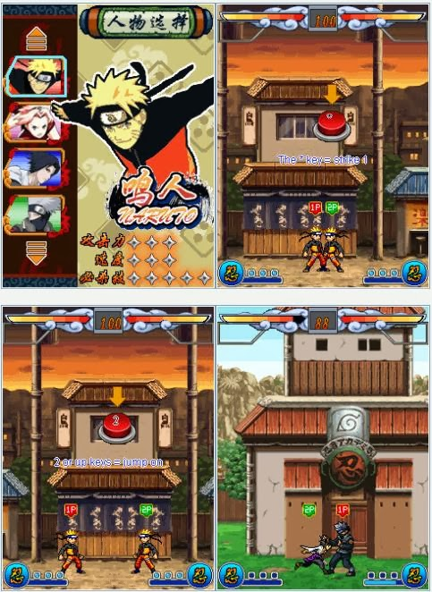Jogos Java 320x240 Pack gameloft
