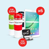 """Na blogu dość często pojawiają się promocje związane z systemem płatności mobilnych BLIK, udostępnionym klientom przez siedem dużych banków. Do grona tego nie należy Pekao SA. Bank poszedł bowiem inną drogą i promuje swój system oparty o aplikację PeoPay. I dziś o konkursie """"Używaj PeoPay i wygrywaj nagrody"""" skierowanym do klientó Pe"""