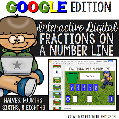 https://www.teacherspayteachers.com/Product/Fractions-on-a-Number-Line-2373618