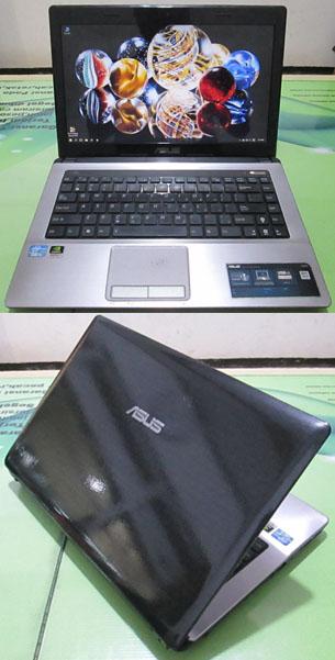 ASUS A43SM VX034D Core I5 GeForce 630M 2Gb HDD 640Gb FULLSET