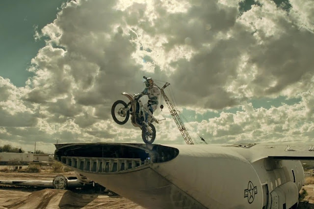 Robbie Maddison - Air Craft