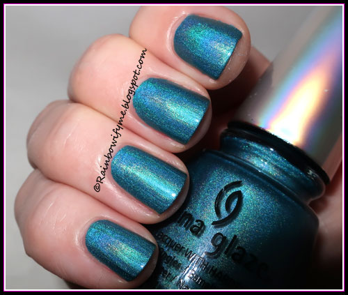 China Glaze ~ DV8