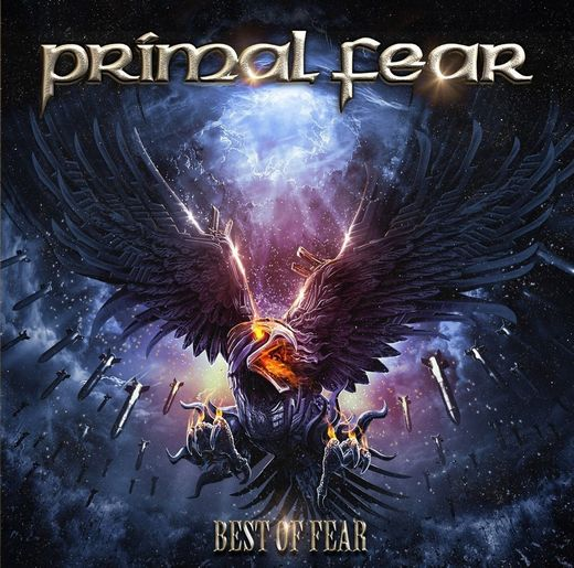PRIMAL FEAR - Best Of Fear +4 (2017) full