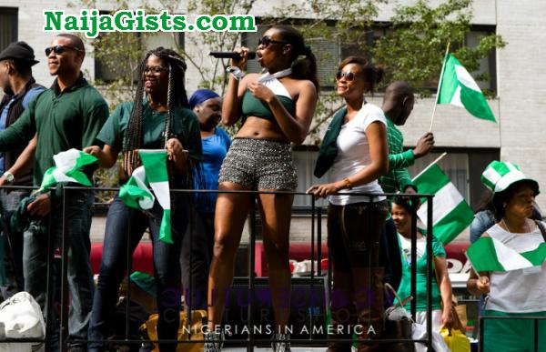 nigerian youths america fuel subsidy N100