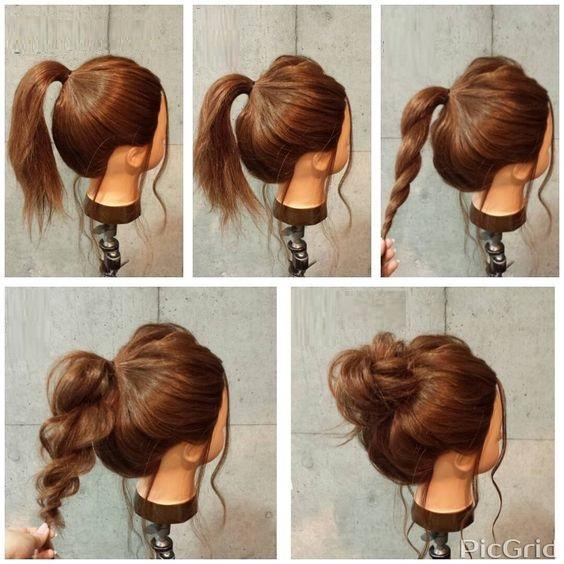 62 Easy Hairstyles Step By Step Diy