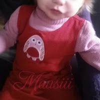 Baby-Maus Kleid