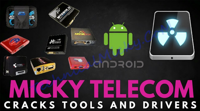 Micky Telecom Crack Tools and Drivers ! All In One Pack