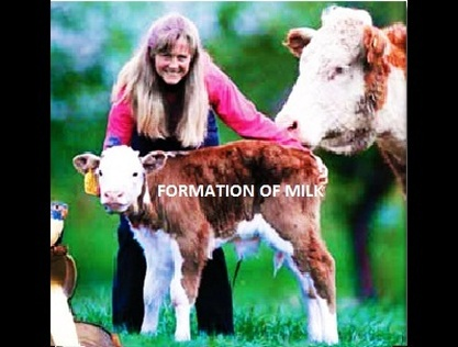 FORMATION OF MILK