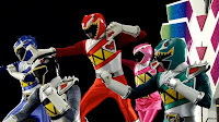 The Power Rangers Dino Force Brave
