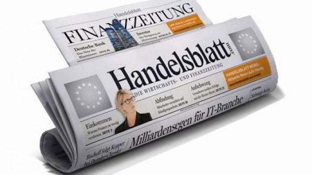 Handelsblatt: Σε δεινή θέση οι Ελληνικές τράπεζες - Ίσως χρειαστεί κούρεμα καταθέσεων
