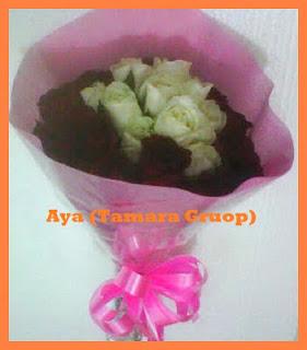 Bunga tangan mawar jakarta timur