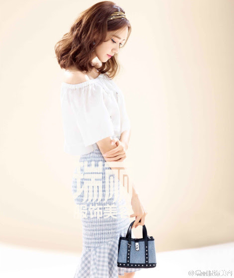 Steal Her Look: Yoona's RayLi Chinese Magazine Photoshoot