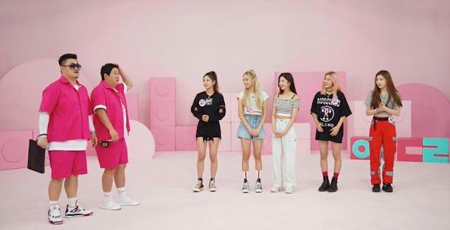 El episodio de 'Idol Room' con ITZY llega a la calificación de audiencia más alta en la historia del programa
