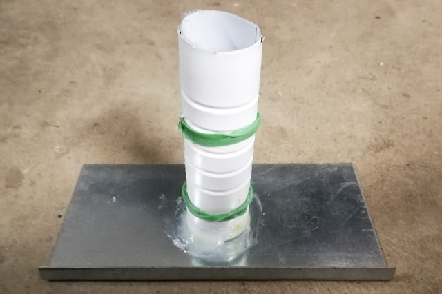 calco riproduzione in resina e gomma siliconica gls-50 sintafoam prochima