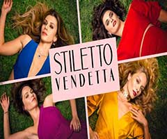 capítulo 17 - telenovela - stiletto vendetta  - mega