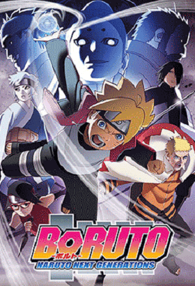Boruto - Legendado Desenhos Torrent Download capa