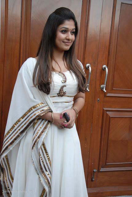 Nayanthara latest Photos at KVJ Success Meet -Wallpapers ...