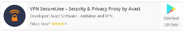secureline avast aplikasi vpn terbaik untuk android