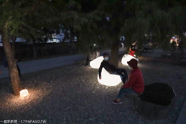 台中豐原|台中花博豐原葫蘆墩公園|五大區域|免費入園|竹跡館|日夜都美麗