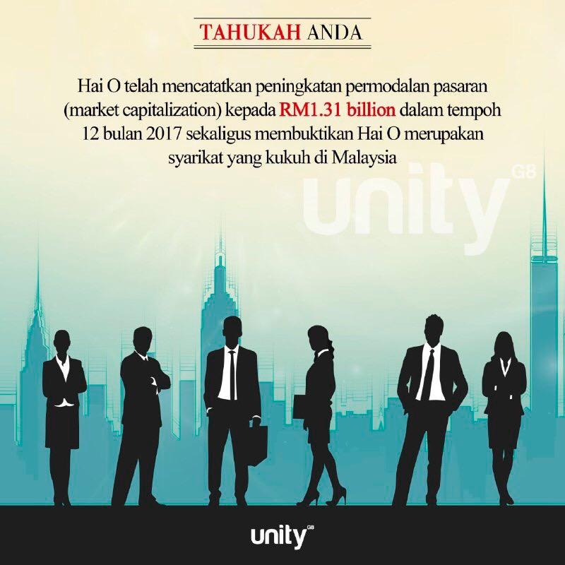 sahajidah hai-o marketing, Hai O, Hanis Haizi Protégé, G8 Unity, cari extra income, Extra Income by Rawlins, cara cari duit lebih,
