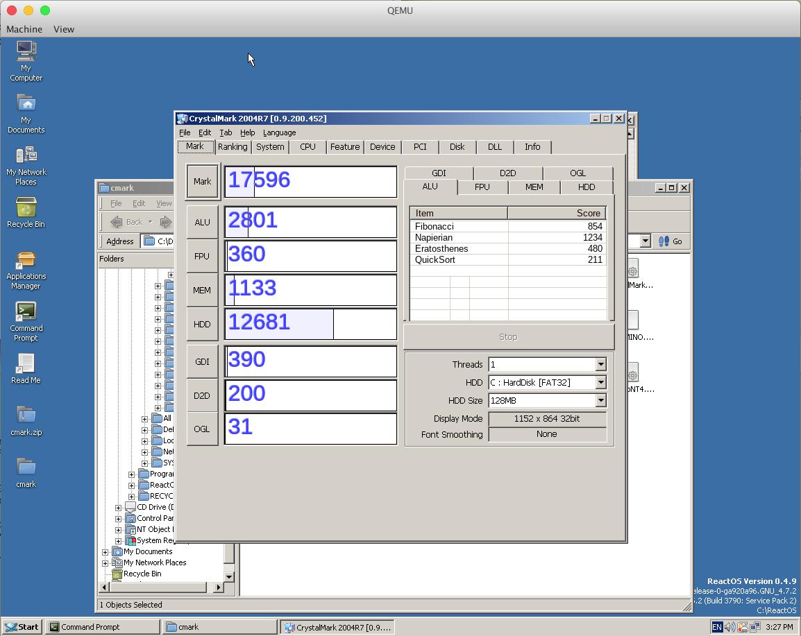 Sometimes it's necessary: running x86_64 binaries on the