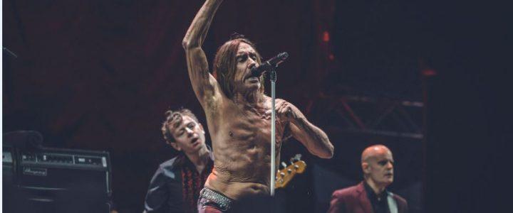 Iggy Pop, al desnudo, hace parte de una muestra artística en Nueva York