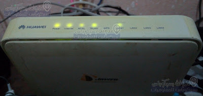 مشكلة انقطاع الانترنت , عدم ثبات لمبة ADSL , مشكل الانترنت في الجزائر , عدم ثبات لمبة ADSL في راوتر