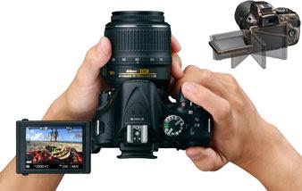 Harga DSLR Nikon D5200