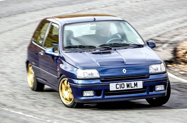 Ficha Técnica: Renault Clio Williams (1993)