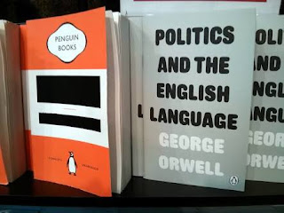 George Orwell Politics and The English language notes|english literature