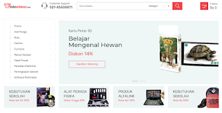 Sejarah E-Commerce Pertama di Indonesia