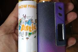 Review Liquid Artic Snow Mango by Bogo Liquid