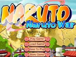 لعبة المحارب ناروتو