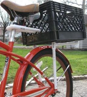 Cara Membuat Support Keranjang Sepeda dari Pipa Pvc