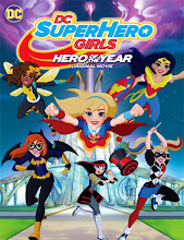 DC Superhero girls: Héroe del año (2016)