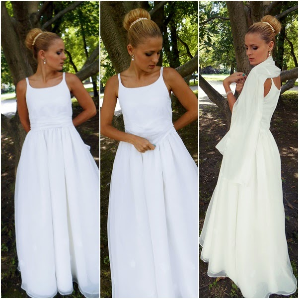 Kialakító  Egyszerű menyasszonyi ruha több élete-ESKÜVŐ 64e6caabee