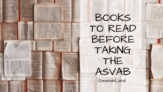 Books To Read Before The ASVAB