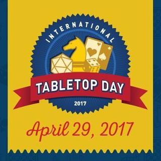 ComicStoreWest: International Table Top Day Volunteers Needed