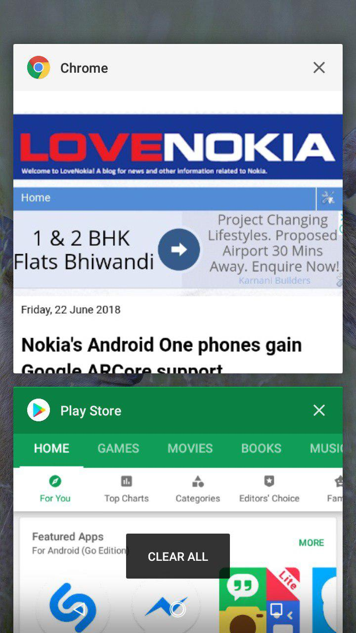 Android 8 1 Beta brings Android Go configurations to Nokia 2