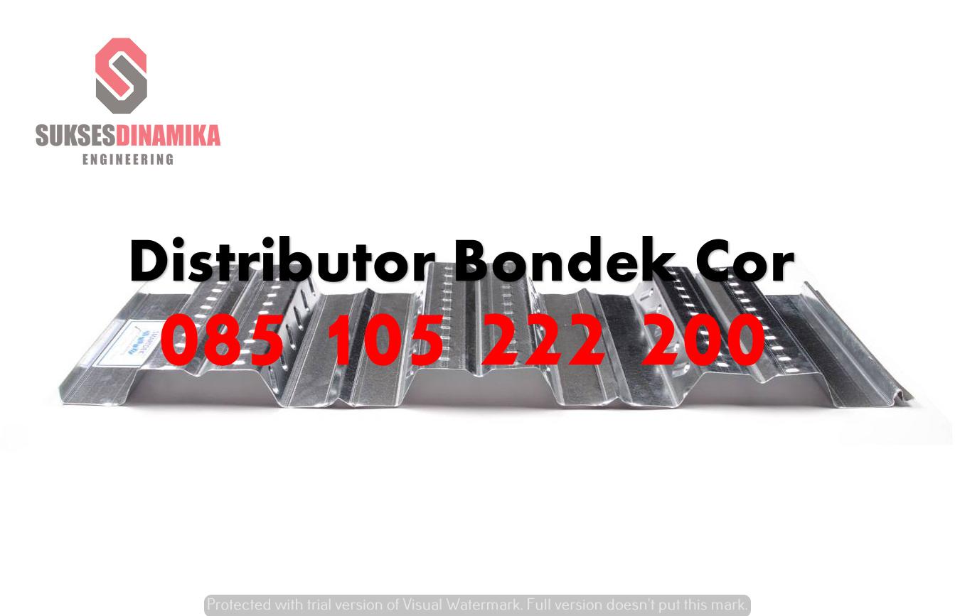 Harga Baja Ringan Buat Ngecor Bekisting Bondek Probolinggo | 081-330-690-081